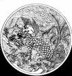 龙纹0468,龙纹,中国民间艺术,