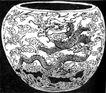 龙纹0469,龙纹,中国民间艺术,