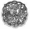 龙纹0475,龙纹,中国民间艺术,