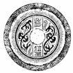 龙纹0493,龙纹,中国民间艺术,