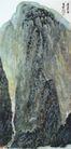 苍翠神龙架图,山水名画,中国现代名画,