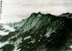 龙盘虎踞今胜昔,傅抱石,中国近代大师名画,