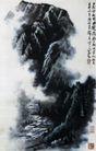 雨后春山半入云,李可染,中国近代大师名画,笔墨 写生 境界