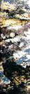 灵岩涧一角2,潘天寿,中国近代大师名画,