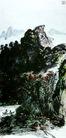 高秋图轴,黄宾虹,中国近代大师名画,