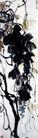 葡萄,齐白石,中国近代大师名画,水墨 写生 意境