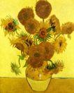 静物油画0029,静物油画,国外传世名画,花瓶 鲜花 黄菊花