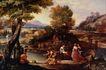风景油画0162,风景油画,国外传世名画,古代人物
