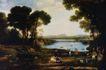 风景油画0166,风景油画,国外传世名画,深色调
