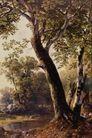 风景油画0190,风景油画,国外传世名画,自然景观 风景画