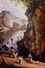 风景油画0193,风景油画,国外传世名画,高山