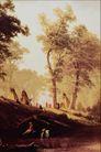 风景油画0198,风景油画,国外传世名画,精致风景