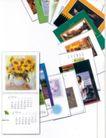 刊物设计0047,刊物设计,书籍装帧设计,款式 日期 花朵