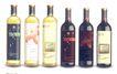 品牌包装0163,品牌包装,包装设计,酒瓶 紫荆花 黑色