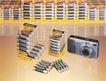 文教与娱乐0171,文教与娱乐,包装设计,干电池 照相机 成堆电池