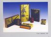 装潢艺术设计作品0164,装潢艺术设计作品,包装设计,竹叶 忆江南 黄色