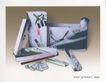 装潢艺术设计作品0169,装潢艺术设计作品,包装设计,笛字 竹叶 宏河谷
