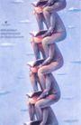 孔乔0018,孔乔,世界十大设计名家,人体艺术 驾梯子 艺术
