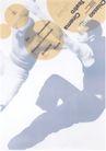 蒙古齐0056,蒙古齐,世界十大设计名家,底色 透明 坐地上