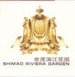 世茂滨江花园001,华北VI专辑,中国优秀房地产广告2005,滨江花园 古铜器 金黄色