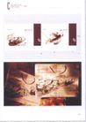 红�{领世郡004,华南VI专辑,中国优秀房地产广告2005,纸袋 绳子 虚线