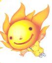 阳光购物广场-004,商业,中国品牌年鉴2004,太阳 笑脸 黄色