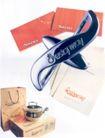 德那美-003,家居建材,中国品牌年鉴2004,手提袋 橘红色 茶壶