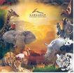 杭州野生动物世界-002,文娱体育,中国品牌年鉴2004,长颈鹿 斑马 大象