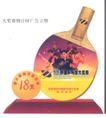 松下2001中国乒乓球大奖赛-003,文娱体育,中国品牌年鉴2004,乒乓球拍