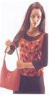 百合服饰-004,服饰美容,中国品牌年鉴2004,手提包 美女 流行 长发
