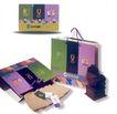 百合服饰-006,服饰美容,中国品牌年鉴2004,纸袋 百禾 服饰