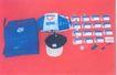 五菱汽车-003,汽车运输,中国品牌年鉴2004,厂牌 工具袋 员工