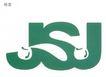 大连金世纪(酒业)贸易公司-001,烟酒饮料,中国品牌年鉴2004,大写字母 英文 草绿色