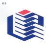 曹铭勋作品-001,特邀作品,中国品牌年鉴2004,蓝色 红方块 曲折