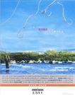 信息通讯服务0021,信息通讯服务,中国广告作品年鉴2004,河边 草地 鱼勾