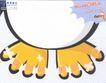 信息通讯服务0045,信息通讯服务,中国广告作品年鉴2004,脚丫 指头 创伤