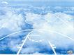 服饰及关联品0010,服饰及关联品,中国广告作品年鉴2004,白云 蓝天 蓝球场