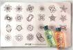 美容卫生用品0013,美容卫生用品,中国广告作品年鉴2004,洗发露 伊卡璐 草本植物精华
