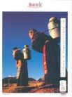药品及保健品0011,药品及保健品,中国广告作品年鉴2004,佝偻 背水 少数民族