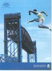 食品0004,食品,中国广告作品年鉴2004,运动 跳跃 健康