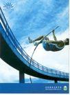 食品0006,食品,中国广告作品年鉴2004,跨越 撑杆 运动