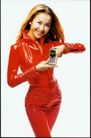 办公设备通讯事务0008,办公设备通讯事务,中国广告摄影年鉴,手机广告 红色美女 棕色头发