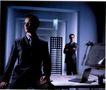 商业人相及服装0011,商业人相及服装,中国广告摄影年鉴,笔记本电脑 西装革履 办公室