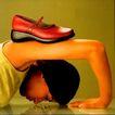 商业人相及服装0014,商业人相及服装,中国广告摄影年鉴,鞋子 头部 女人