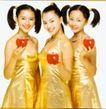 家用电器0006,家用电器,中国广告摄影年鉴,三姐妹 苹果 女孩