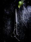 推荐摄影师0049,推荐摄影师,中国广告摄影年鉴,树叶 剪刀 锋利