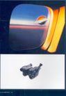 手机眼睛照相机广告创意0072,手机眼睛照相机广告创意,国际知名品牌广告创意,飞机窗口