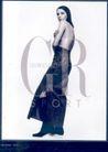 服装内衣广告创意0075,服装内衣广告创意,国际知名品牌广告创意,个性女子