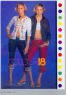 服装内衣广告创意0079,服装内衣广告创意,国际知名品牌广告创意,青春模特
