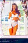 服装内衣广告创意0122,服装内衣广告创意,国际知名品牌广告创意,白色内衣